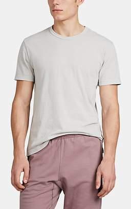 James Perse Men's Cotton Crewneck T-Shirt - Gray