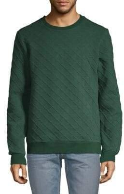 Sovereign Code Geometric Crewneck Sweatshirt
