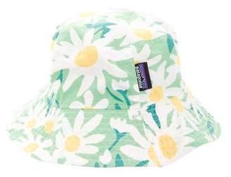 Patagonia Girls' Printed Bucket Hat