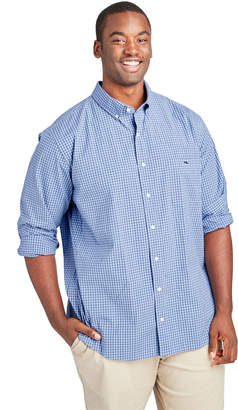 Vineyard Vines Color To Color Gingham Classic Tucker Shirt