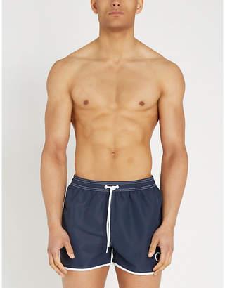 d8656c5ece Calvin Klein Contrast-trim mesh-lined swim shorts