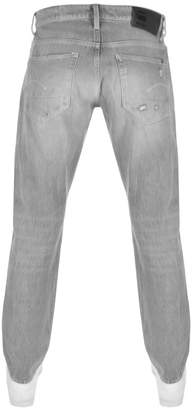 G Star Raw 3301 Tapered Jeans Grey