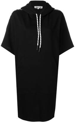 McQ short-sleeve sweater dress
