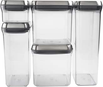 OXO SteeL POP Container Set (5 PC)