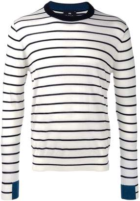 Paul Smith striped pullover