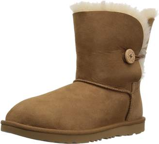 UGG Kids K Bailey Button II Pull-On Boot