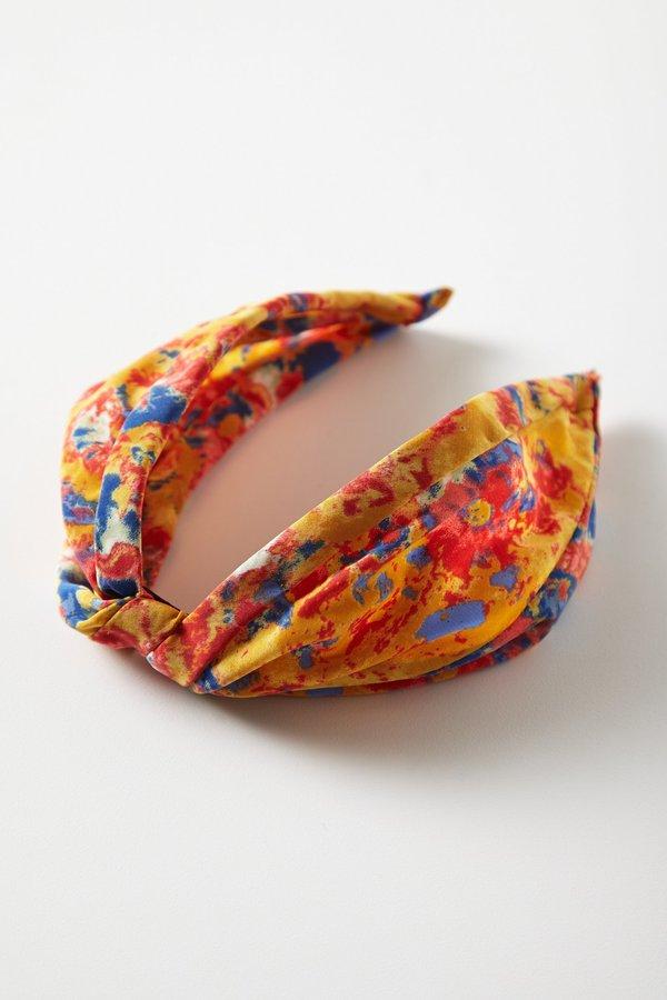 Anthropologie Twirled Turban Headband