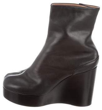 Maison Margiela Tabi Wedge Boots w/ Tags