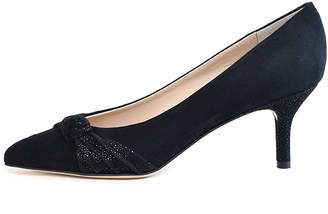Amalfi by Rangoni America Suede Pointed Dress Pumps