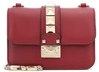 Valentino Lock Mini leather crossbody bag