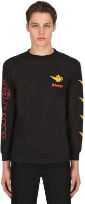 XLarge Tee Lamp Long Sleeve Jersey T-Shirt