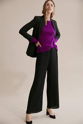 Country Road Pleated Palazzo Pant