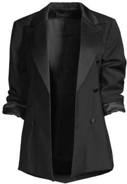 RtA Grayson Wool Blazer