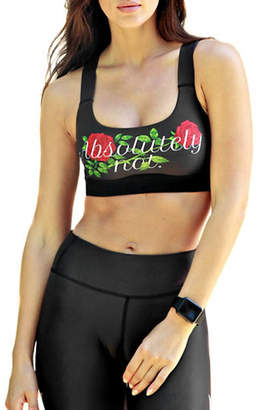 CHRLDR Absolutely Not Support Sports Bra