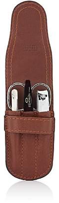 Barneys New York Men's Travel Manicure Set - Brown