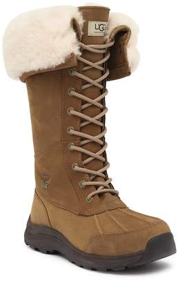 UGG Adirondack III Waterproof Suede Tall Boot