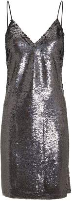 IRO Noret Sequin Slip Dress