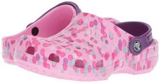 Crocs Classic Graphic Clog Kids Shoes