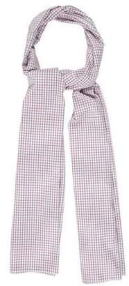 Donni Charm Plaid Knit Scarf w/ Tags