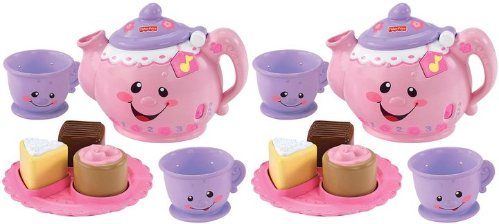Fisher-Price Laugh & Learn Say Please Tea Set 2 pack