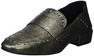 Kenneth Cole New York Women's Bowan 2 Slip on Loafer Stud Detail Flat