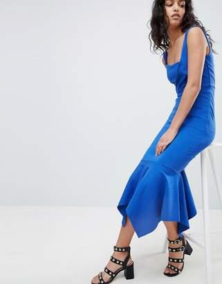 Elliatt Fish Tail Midi Dress