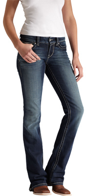 AriatWomen's Ariat R.E.A.L. Riding Jean - Short