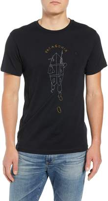 Patagonia Tube Trekker Organic Cotton T-Shirt