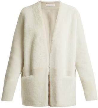 Inès & Marèchal Shearling coat