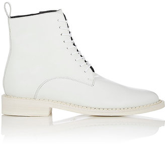 Robert Clergerie Women's Jace Leather Ankle Boots $825 thestylecure.com
