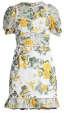 Alice McCall Women's So Darling Floral Mini Dress