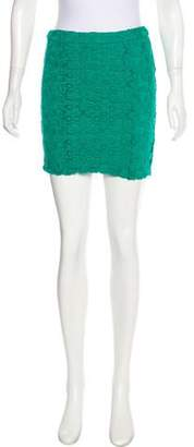 Intermix Lace Mini Skirt w/ Tags