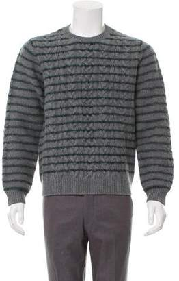 Valentino Wool Crew Neck Sweater
