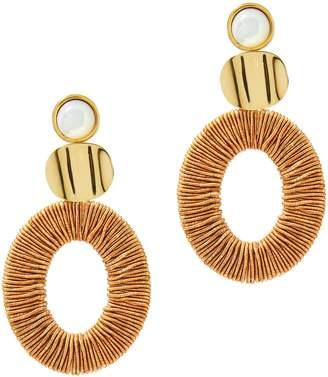 Lizzie Fortunato Harvest Moon Earrings