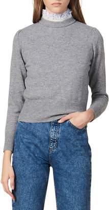 Sandro Carone Wool-Blend Sweater