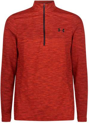Under Armour Seamless Half Zip Sweater