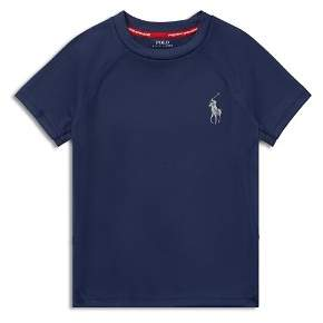 Ralph Lauren Boys' Performance Tee - Little Kid