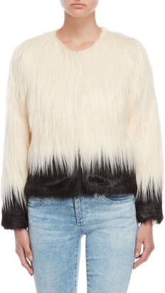 Bogner Fire & Ice Unreal Fur Faux Fur Fire & Ice Jacket