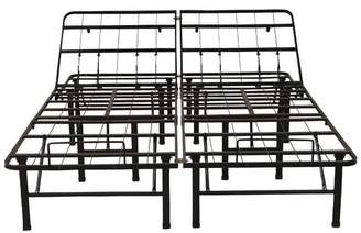 Alwyn Home Adjustable Bed Frame Height: Twin