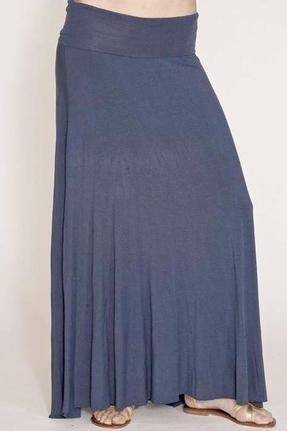 Rachel Pally Long Full Skirt in Twilight