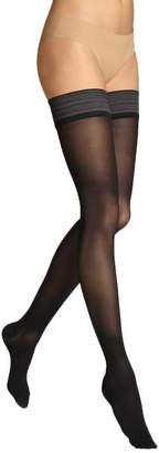 Item M6 Shapewear + Legwear Thigh High Translucent Tights