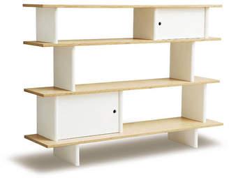 Nubie Modern Kids Boutique Children's Modern Bookcase Unit