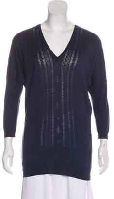 Stella McCartney Cashmere-Blend Knit Sweater