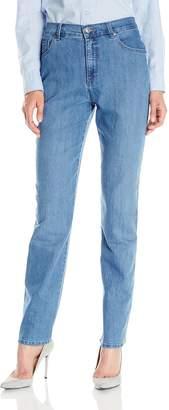 Gloria Vanderbilt Women's Amanda Straight Leg Jean