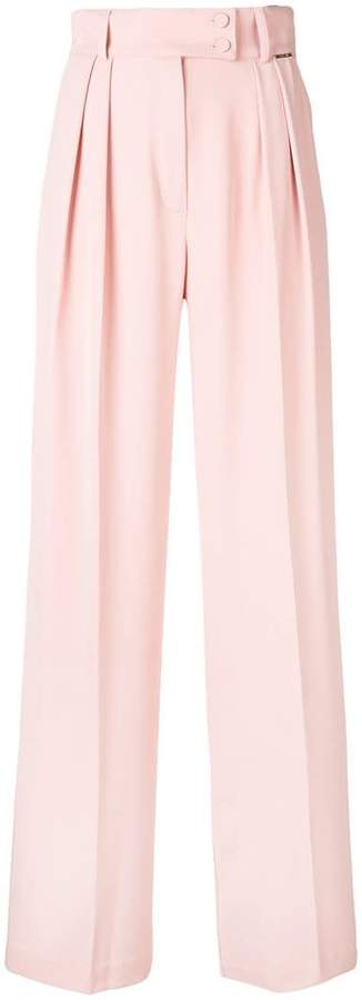Styland wide leg tailored trousers