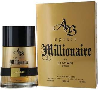 Lomani Ab Spirit Millionaire Eau De toilette Spray for Men, 3.3-Ounce