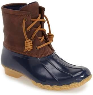 Sperry Kids Saltwater Duck Boot
