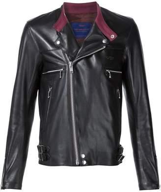 Undercover biker jacket