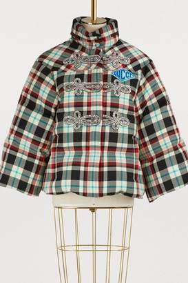 Gucci Wool down jacket