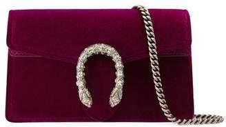 Gucci (グッチ) - 〔ディオニュソス〕GGスプリーム キャンバス スーパーミニバッグ